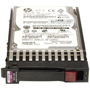 HP SAS 2.5 300GB 15K
